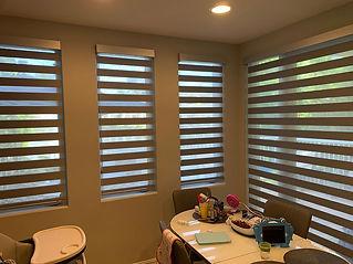 zebra-shades-in-bedroom-aventura-florida