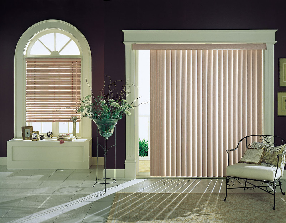 faux wood horizontal blinds pvc vertical blinds window sliding glass door