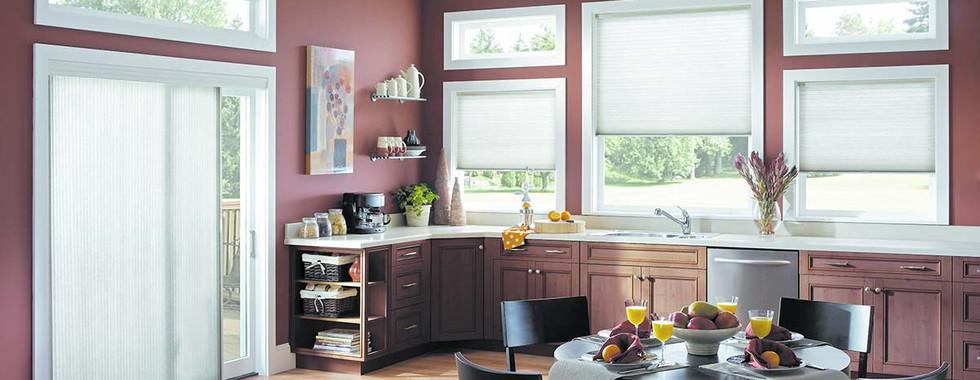 white-translucent-honeycomb-shades-kitch