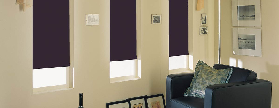 purple-blackout-roller-shades-with-curta
