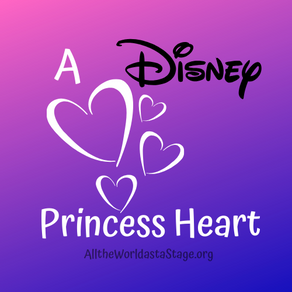 A Disney Princess Heart