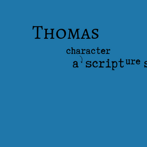 Think You Know Thomas? I Doubt It.