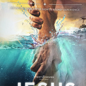 Jesus at Sight & Sound: A Review