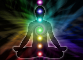 The Chakra System & Auric Field
