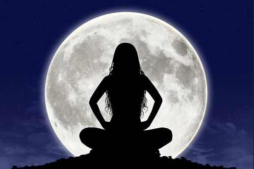 Goddess Guardians Of The Moon - Connect with the Goddesses of The Moon