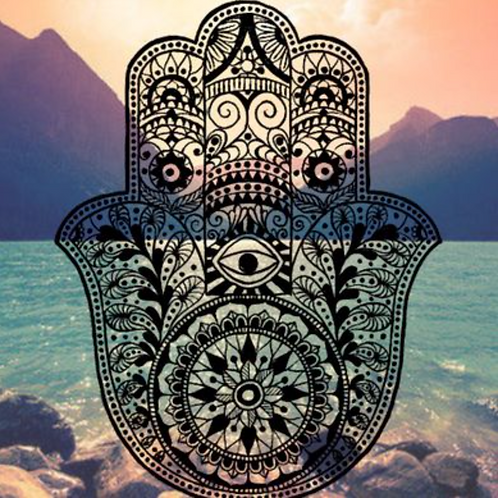 The Hamsa Hand Empowerment - Intensive Protection from the Evil Eye