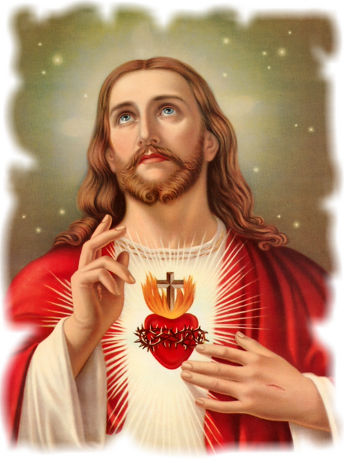 The Blessings of the Sacred Heart Empowerment - Peace & Healing with Jesus
