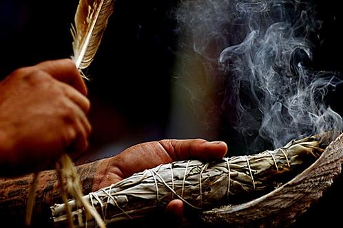 Shamanic Sacred Smokes Reiki - Sacred Space Clearing, Healing & Vision Trips