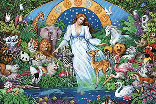 Animal Protection of Goddess Artemis - Healing for our Animal Friends