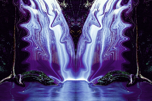 Waterfall Healing Reiki - Removal of Pain, Illness & Cancer Care