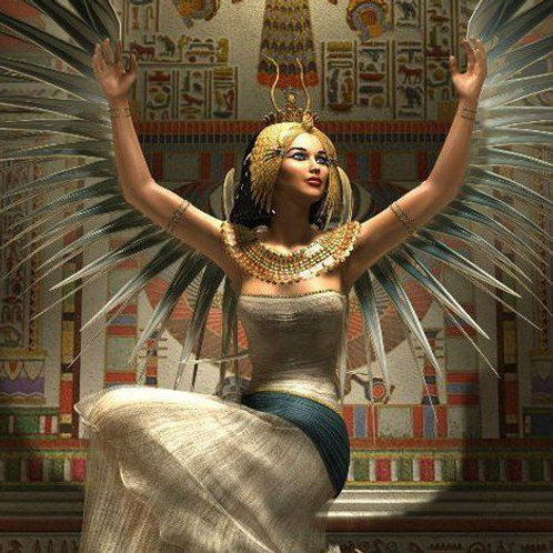 Isis Seichim - Goddess Empowerment, Protection & Spiritual Growth