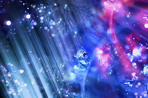 The Celestial Crystals Empowerment - Galactic Awakening & Enhanced Intuition