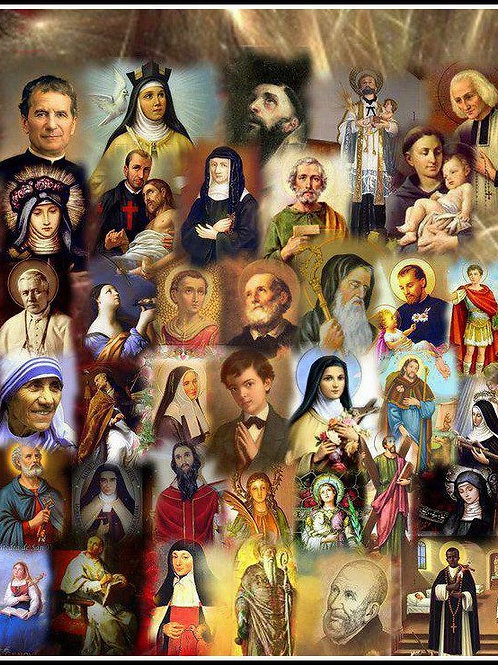 The Saint Initiations - Connect with the Saints for Healing & Protection