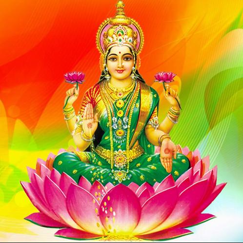 Lakshmi Empowerment for Wealth & Success - Prosperity & Spiritual Success