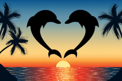 Dolphin Heart Reiki - Healing & Re-Alignment of the Heart Chakra
