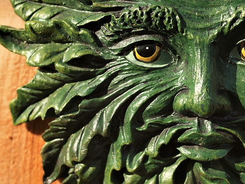 The Greenman Attunement - Invoke change in the Essence of the Conscious Mind.