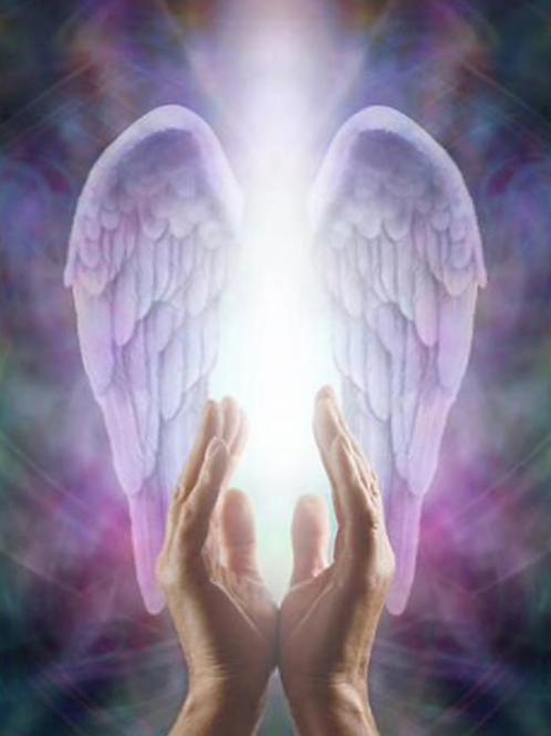 Guardian Angel Reiki - Guidance & Healing from your Guardian Angel