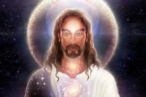 The Ascended Masters Trinity of Forgiveness - Master Jesus