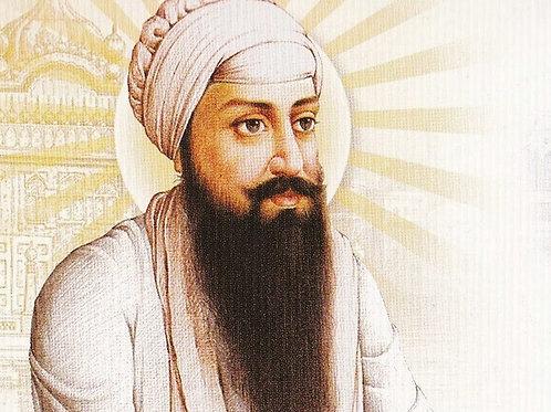 Guru Ram Das Miracle Empowerment - Mantra Healing for Spiritual Support