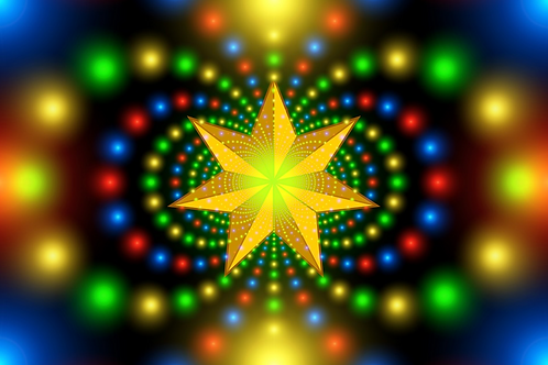 Star Energetic Charger - Balance and Align the Chakras & Auric Field