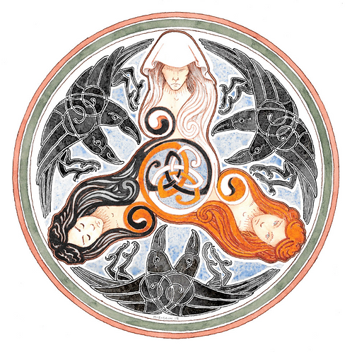 The Triple Goddess Empowerment - Connect with the Divine Feminine