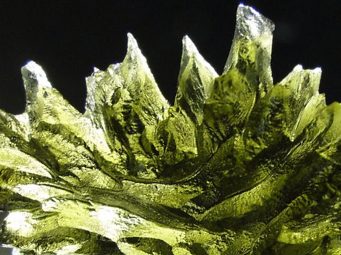 The Ethereal Moldavite Crystal Empowerment - Inner Dimensional Connections
