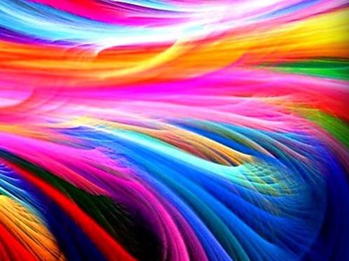 Holy Rainbow Reiki - Release from Worry, Stress & Phobias
