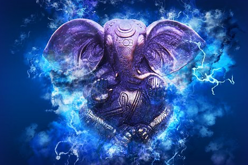 The Blessings of Ganesh - Sacred Mantras & Energy Functions
