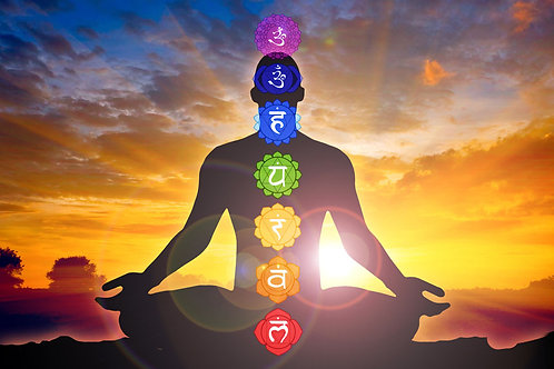 The New Chakra Healing Activation & Aura Re-Alignment Empowerment Package