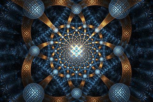 Ascension Symptoms Flush - Conscious Expansion & Divine Healing
