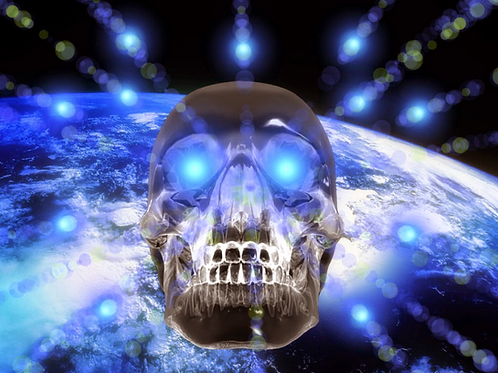 The Crystal Skull Activation - Experience Higher Dimensional Awareness