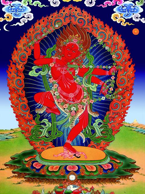 Kurukulla The Dakini of Magic & Enchantments Empowerment