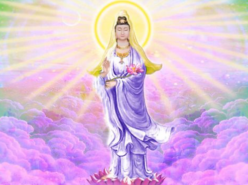 The Lavender Flame Healing System - Divine Transformation through Quan Yin