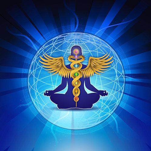 Cosmic Caduceus Reiki - Realignment, Healing, Oneness with Mind, Body & Spirit