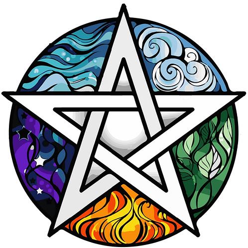 Elemental Reiki - Goddess, Pagan & Elemental Healing