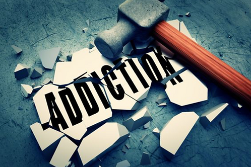 The Addiction Flush Empowerment - Spiritual Help to Overcome Addictions