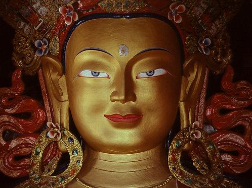 Maitreya Light Initiations - Trust, Acceptance, Love & Calmness