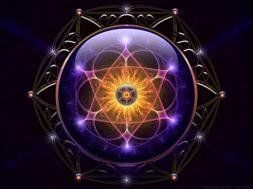 Light of Mind Third Eye Star Empowerment - Psychic, Guide & Angelic Connections
