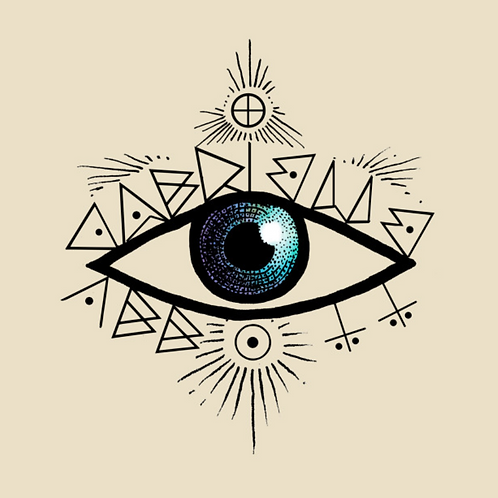 Mystic Eye of the Seer Reiki - Messages from your Spirit Guides & Totem Animals