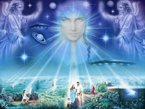 Lord Ashtar Sheran Protection Attunement - Experience Universal Love & Oneness