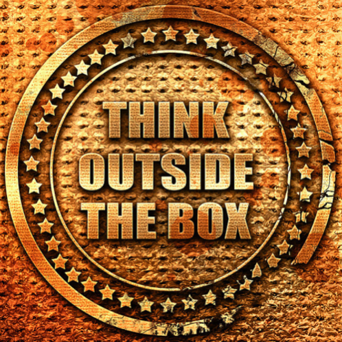 Thinking Outside The Box Reiki - Insight, Clarity, Peace & Calmness