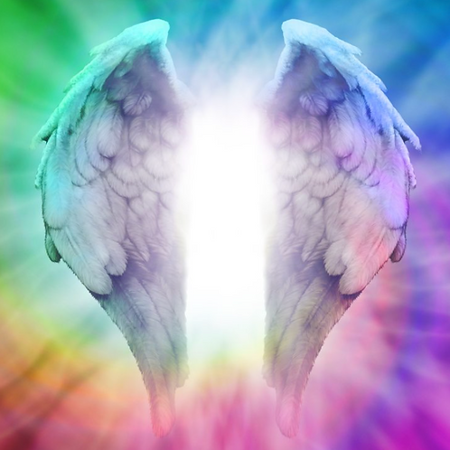 The Colours of Angels - Protection, Power, Wisdom & Truth