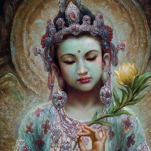 Gentleness of Goddess Quan Yin Empowerment - Feminine Grace, Beauty and Power