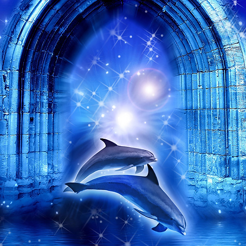 The Dolphins of Atlantis - Spiritual Growth, Healing & Enlightenment