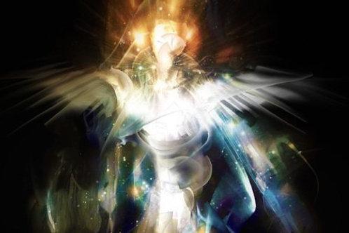 Guardian Angel Empowerment Blessing - Spiritual Balance & Mental Clarity