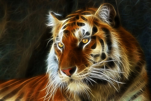 Tiger Reiki - Increase Inner Strength, Confidence & Personal Power