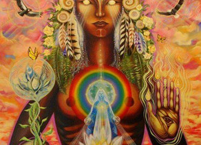 My Munay Ki 13th Rite Experience - The Rite of the Womb