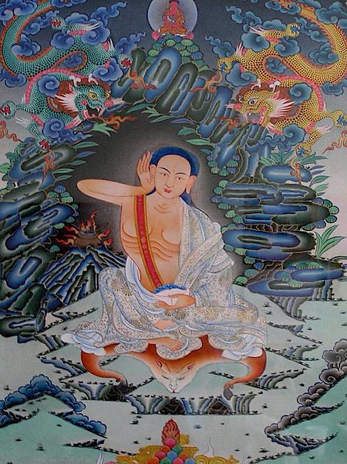 Milarepa Yogi of Tibet - Release Karma, Psychic Awakening & Enlightenment