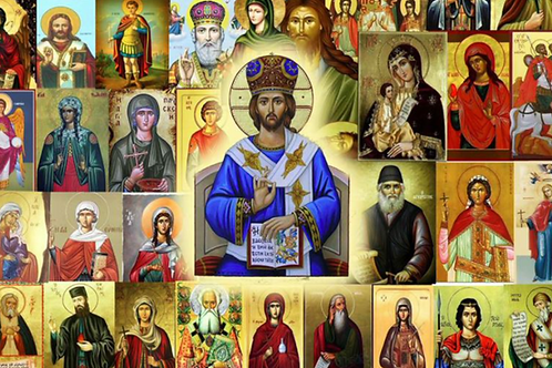 The Saint Initiations Level 2 - New Intercession & Blessings from the Saints