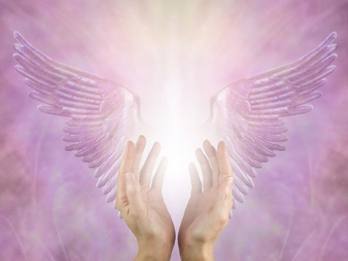 Angel LightCode Healing Reiki - Advanced Angelic Healing & Personal Ascension